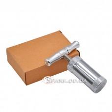 Пресс с ручкой для прессования табачной пыли №19-1
