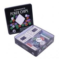 Набор для покера 100 фишек №702-2