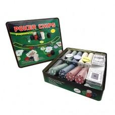 Набор для покера 500 фишек №702-5